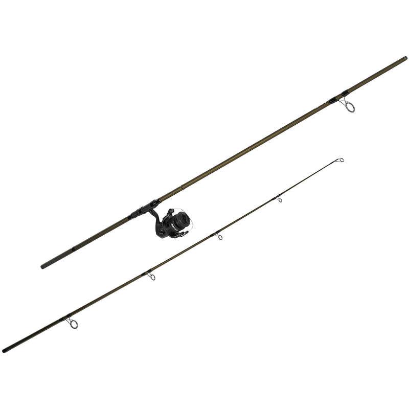CARP COMBOS, RODS, REELS Fishing - XTREM 1 360 COMBO CAPERLAN - Fishing