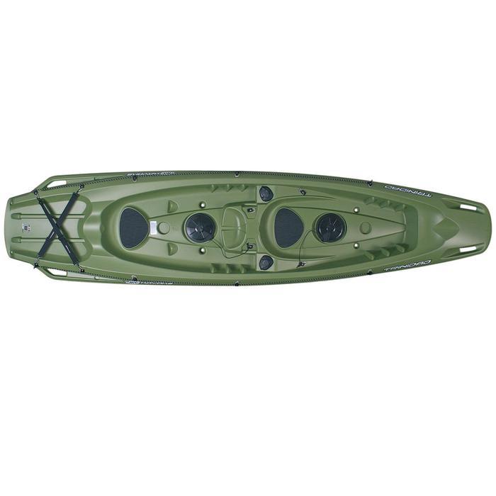 Canoê Kayak de pêche Trinidad fishing vert 2 places - 1146705