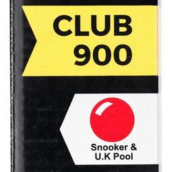 Snookerkeu tweedelig met sluiting op 3/4 en extension Club 900