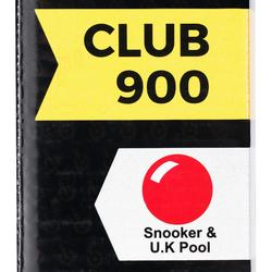 Snookerqueue Club 900 UK 57 Zoll