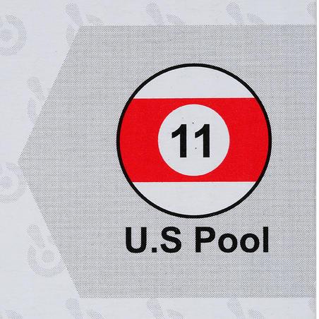 "Queue de billard américain en 1 partie Discovery 300 122 cm (48"")"