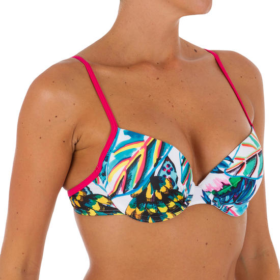 Balconnet bikinitop Elo Mosaica met licht push-up effect - 1146834