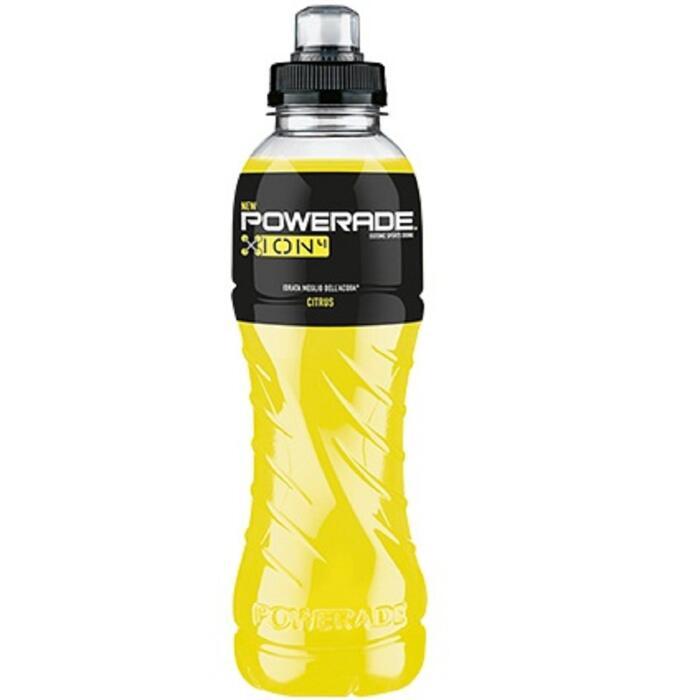 Bebida isotónica POWERADE 500 ml limón