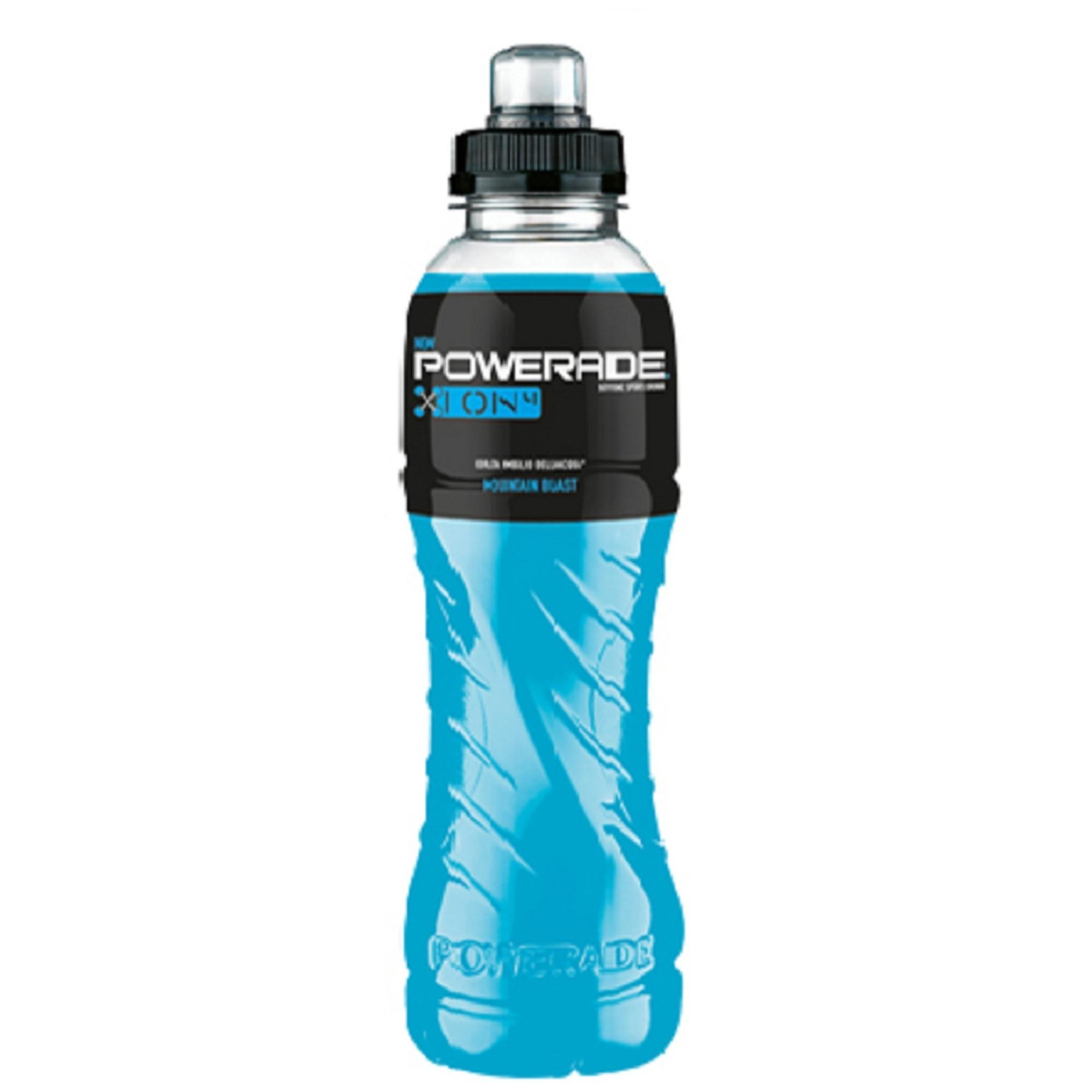 POWERADE. Bevanda Mountain Blast powerade 500ml