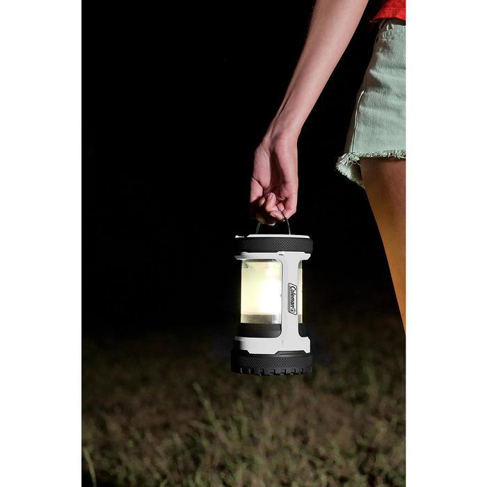 Kampeerlamp Coleman Push+ 200 lumen wit