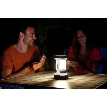 Campinglampe Coleman Push + 200 Lumen weiß