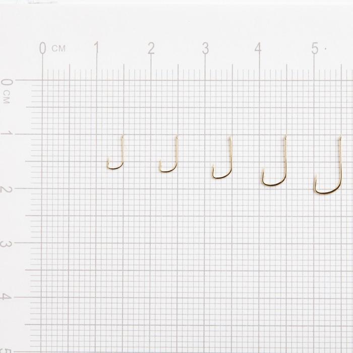 單鉤式袖魚鉤