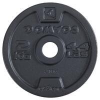 Svarmenų rinkinys treniruotėms 20 kg