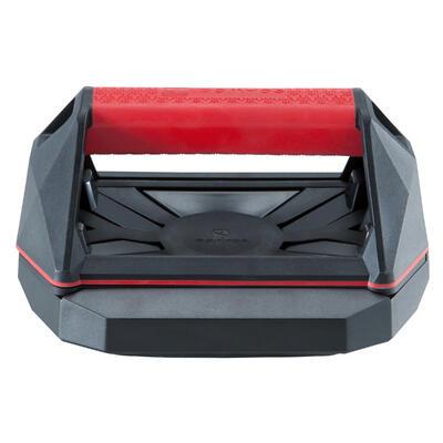 Упори для віджимання з роликами для крос-тренінгу - червоний/чорний