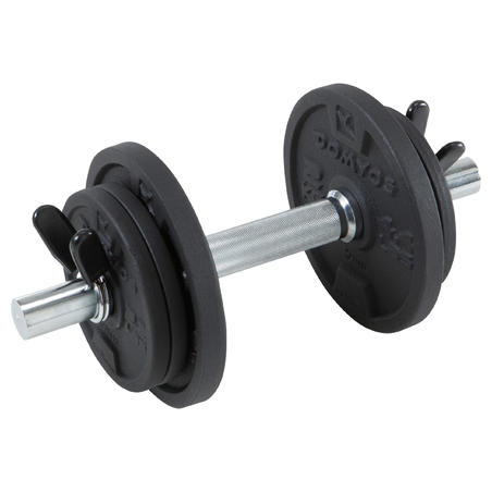 10 kg Weight Training Dumbbell Set