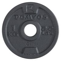 Kit Mancuernas 20 kg musculación