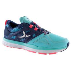 Zapatillas de fitness para mujer azul y turquesa Energy 900