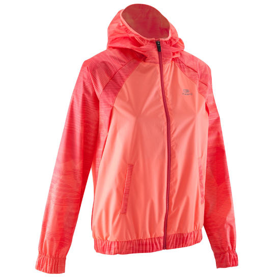 Regenjack hardlopen dames Run Rain - 1147733