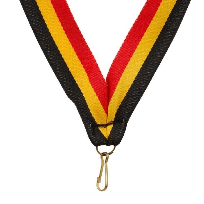 Medaillenband 22 mm Belgien