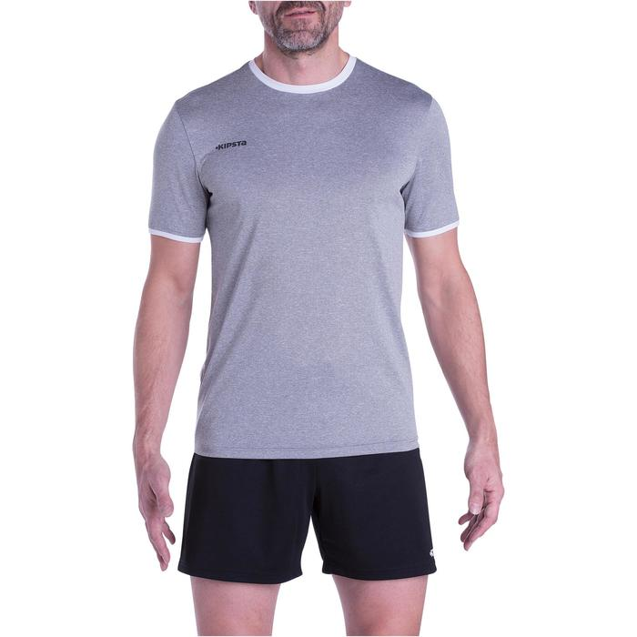 Short de volley-ball homme V100 noir - 1147887