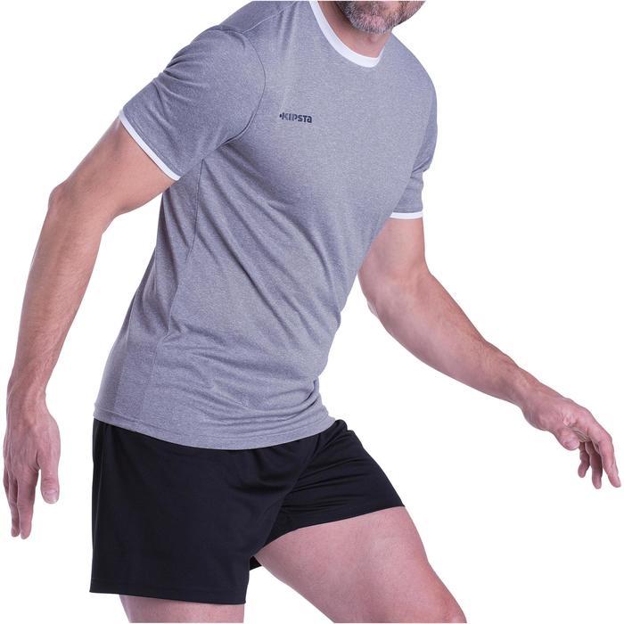 Short de volley-ball homme V100 noir - 1147888