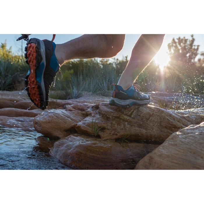 Chaussure de randonnée nature homme Forclaz 500 Fresh - 114791
