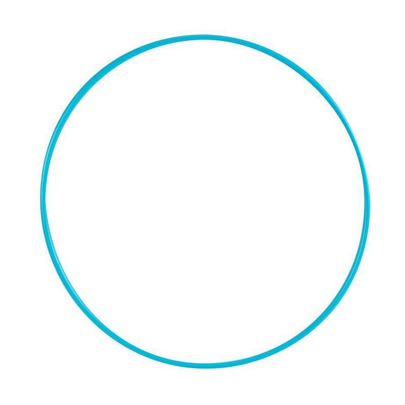 ห่วงยิมนาสติกลีลา (RG) 85 ซม. (สีฟ้า Turquoise)