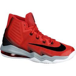 Basketbalschoenen Air Max Audacity volwassenen rood