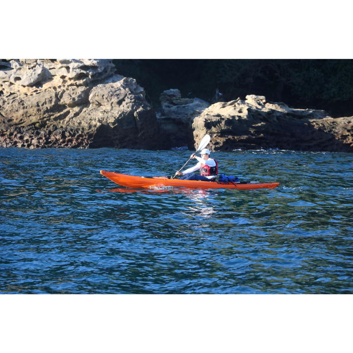 CANOE KAYAK RIGIDE RK500-1 PLACE RANDONNÉE Orange - 1148014