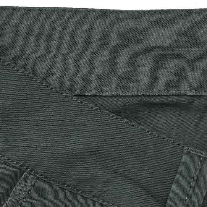 Pantalón Corto Short de Montaña y Senderismo Quechua NH500 Mujer Gris