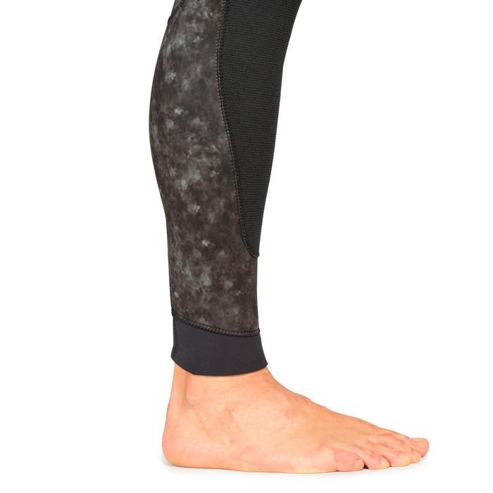 Pantalon combinaison de chasse sous-marine camouflage Tracina néoprène 3,5 mm