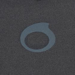Veste combinaison de chasse sous-marine en néoprène plush 3 mm SPF 100 gris bleu