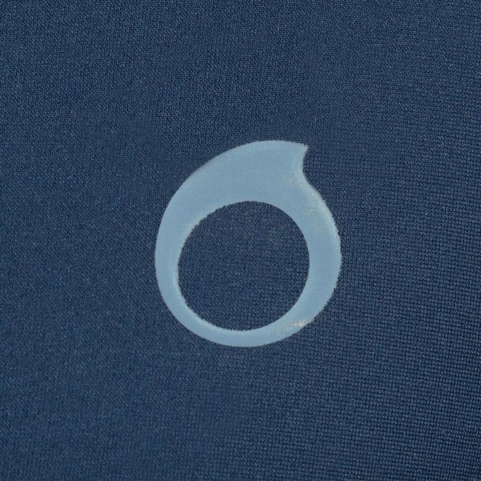 100 Men's 2mm Snorkelling Shorty blue