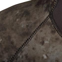 Veste combinaison de chasse sous-marine camouflage Tracina néoprène 3,5 mm