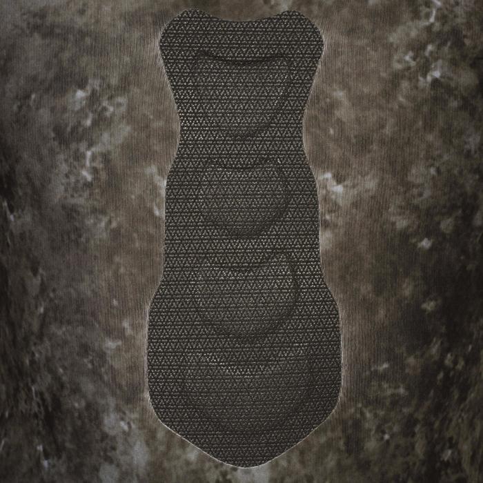 Camouflage duikvest Tracina in neopreen voor harpoenvissen 3,5mm