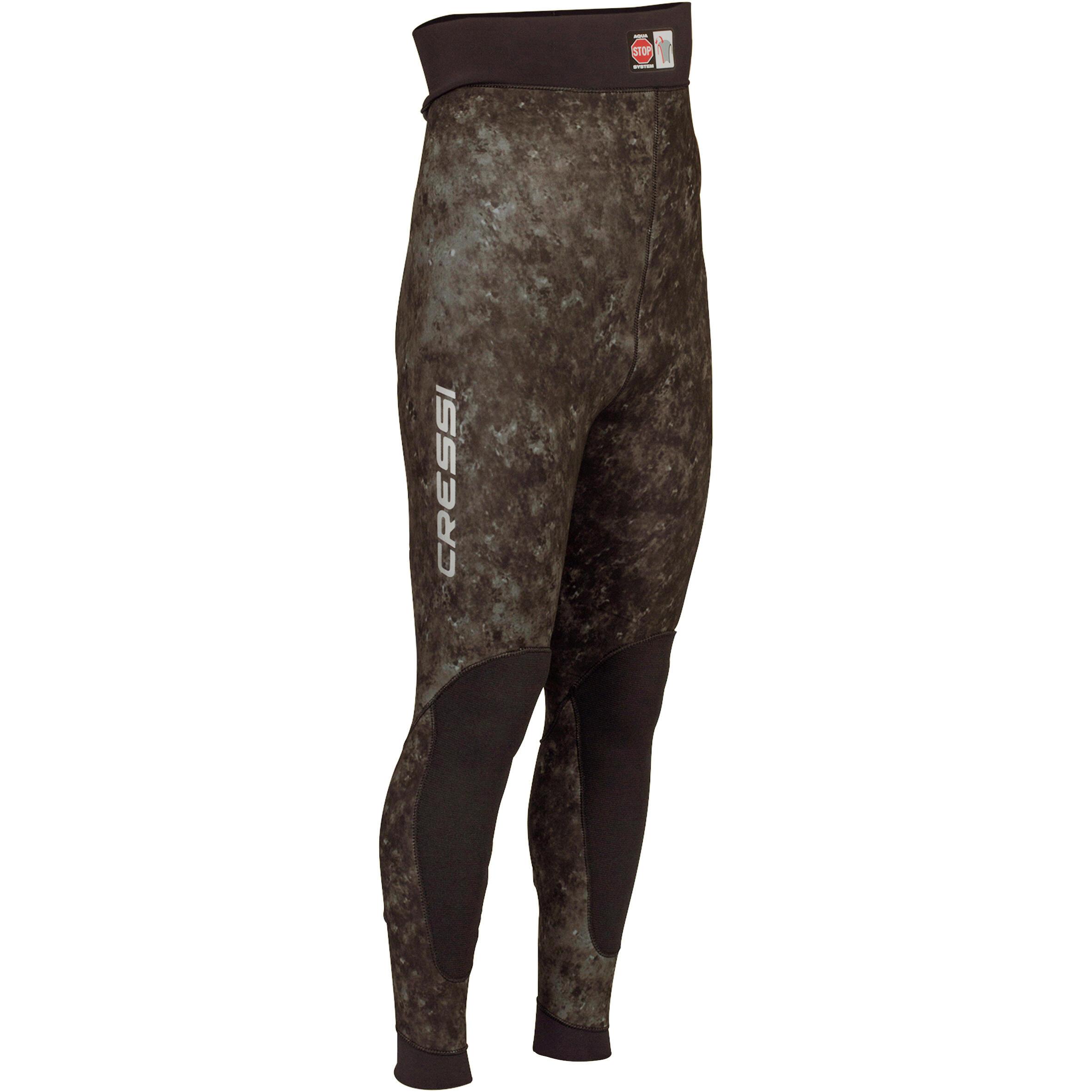 Neoprenhose Tauchen Tracina 3|5 mm Camouflage | Bekleidung > Bademode > Badeshorts | No brand