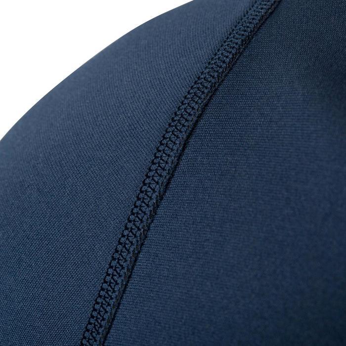 Herenshorty 2 mm 100 voor snorkelen blauw