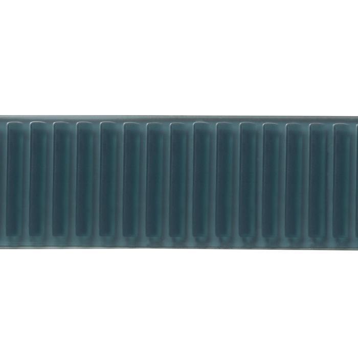Masque de plongée sous-marine en bouteille SCD500 jupe bleue cerclage - 1148246