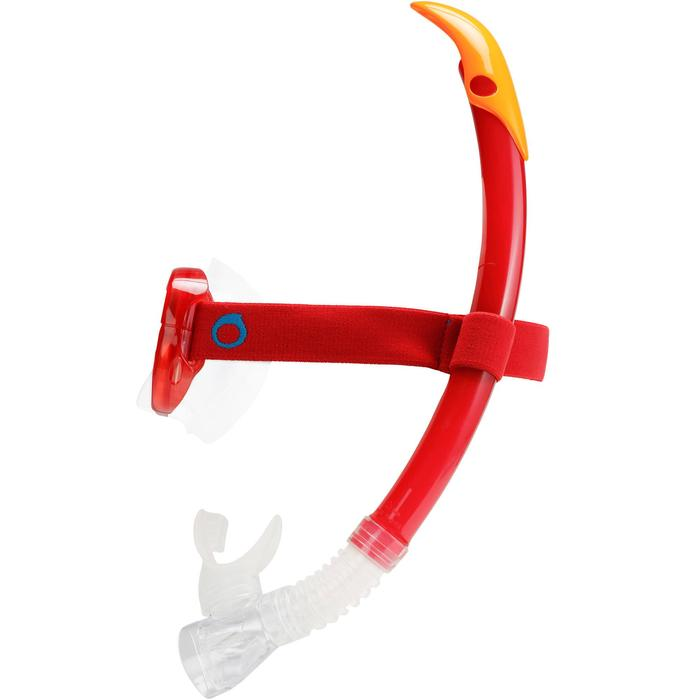 Kit masque tuba de snorkeling 520 Adulte - 1148262