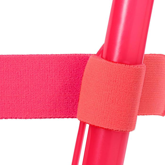 Máscara de snorkel SNK 520 rosa coral