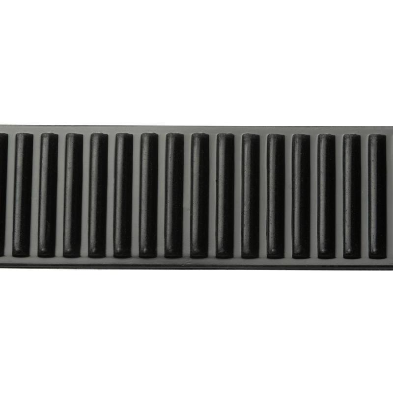 หน้ากากดำน้ำลึกเลนส์คู่รุ่น SCD 500 (ขอบสีดำ/กรอบสีฟ้า)