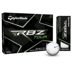 Golfballen RBZ Tour x12 wit
