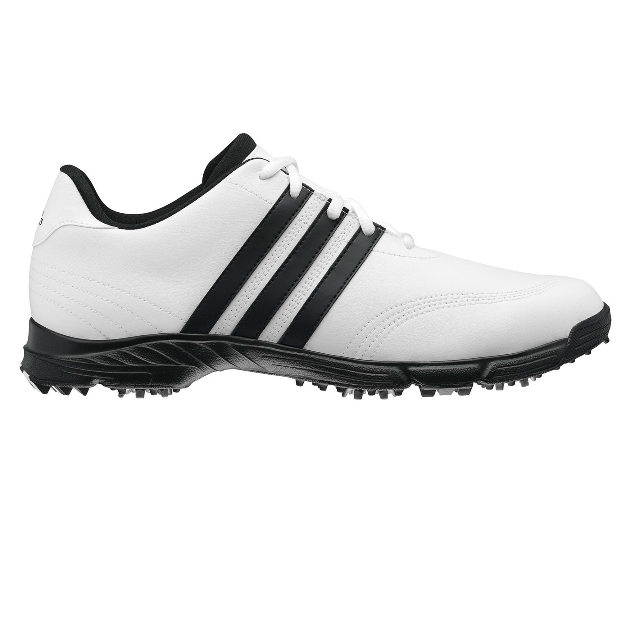 Waterdichte golfschoenen Golflite voor heren wit