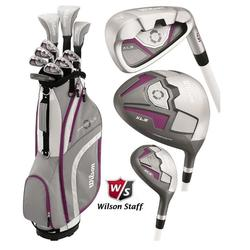 KIT DE GOLF 10 CLUBS FEMME DROITIERE PROFILE XLS