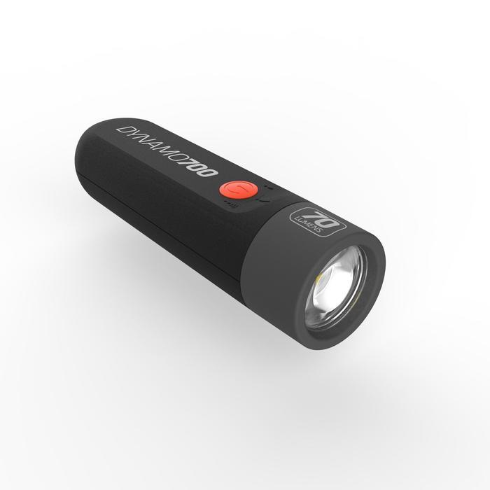Lampe torche autonome DYNAMO 700 USB - 70 lumens