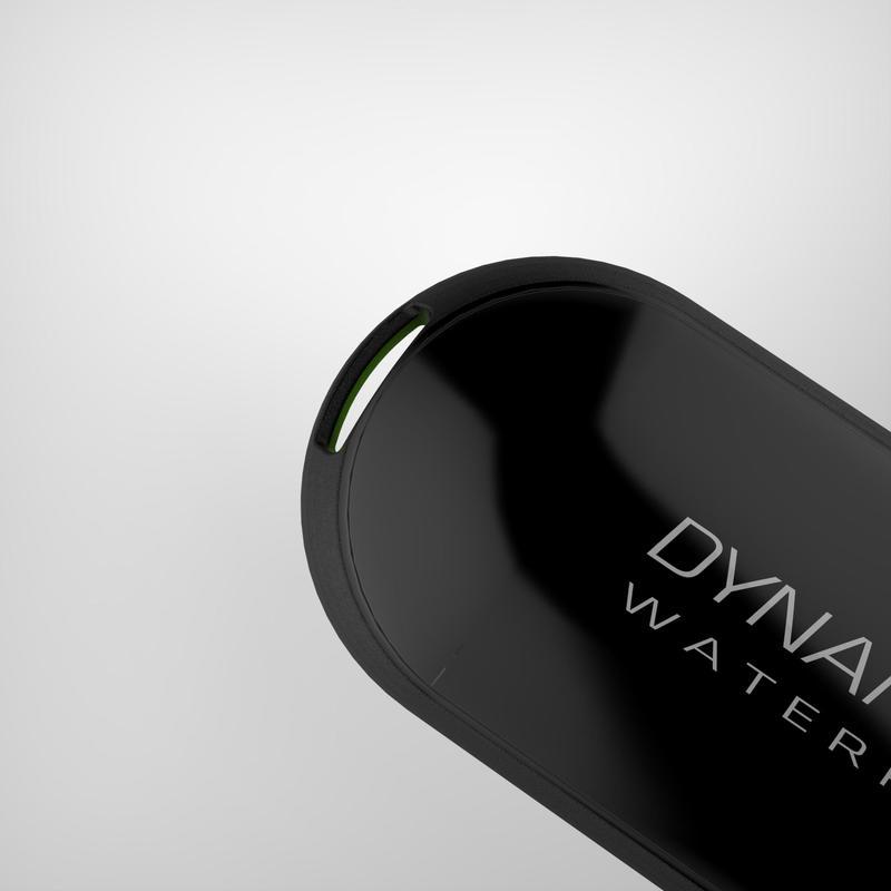 Dynamo 300 WP 35 Lumens Wind-Up Torch - Black