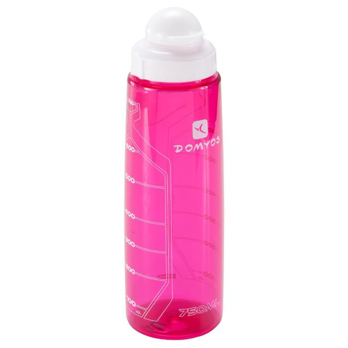 Fitness bidon 750 ml, roze