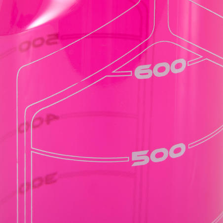 Fitness Water Bottle 750 ml - Pink