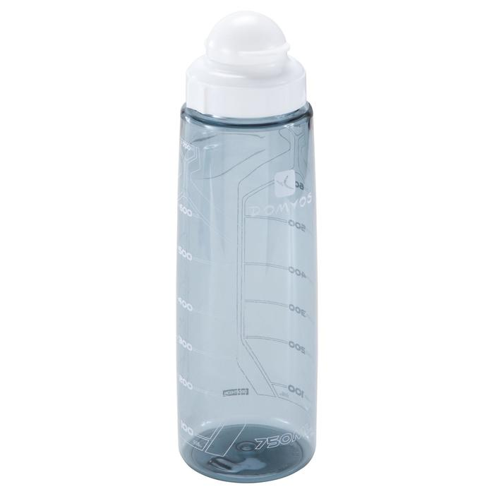 Bidón fitness 750 ml negro