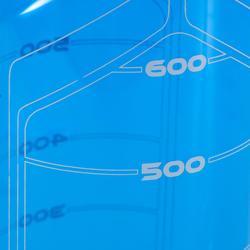 Trinkflasche Fitness 750 ml blau