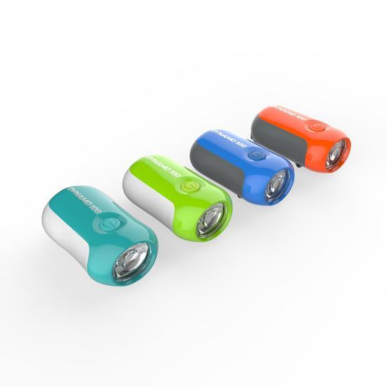Autonome zaklamp Dynamo 100 8 lumen - 1148486