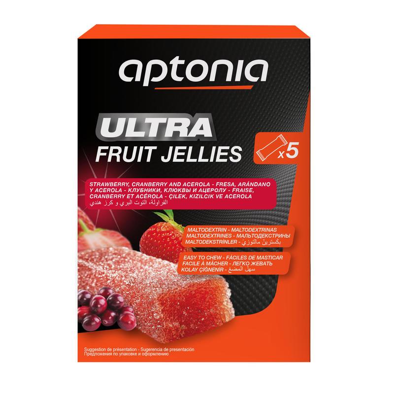 Ultra Fruit Jellies 5 x 25 g - Strawberry/Acerola