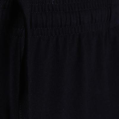 V 100 מכנסי טרנינג כדורעף למבוגרים – שחור לבן