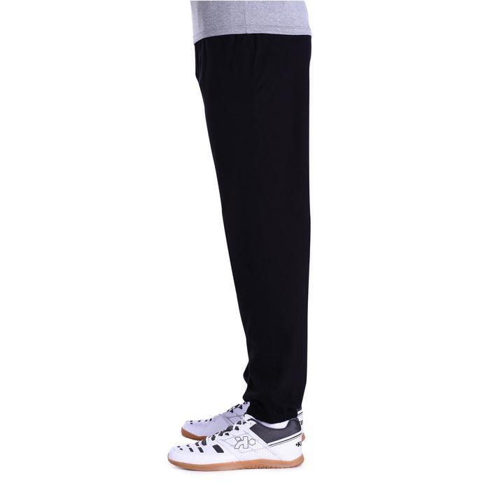 Pantalon volleyball V 100 adulte noir blanc