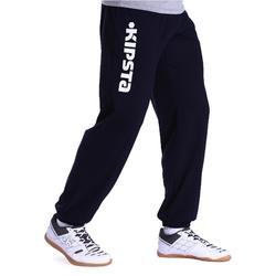 Pantalon de volley-ball V100 adulte navy blanc